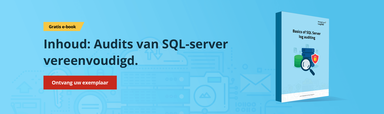 Zorg voor beveiliging van SQL-server en conformiteit